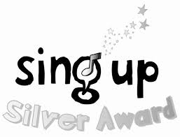 Sing Up - Silver Award